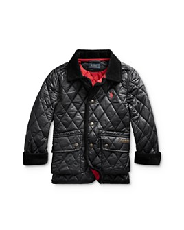 Ralph Lauren - Boys' Diamond Quilted Coat - Little Kid