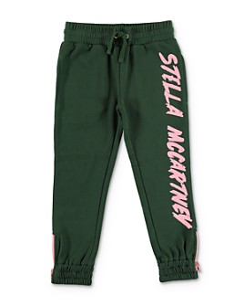 Stella McCartney - Girls' Logo Jogger Pants - Big Kid