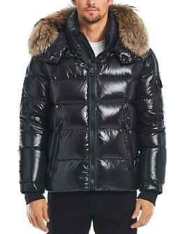 SAM. - Arctic Fur Trim Down Parka