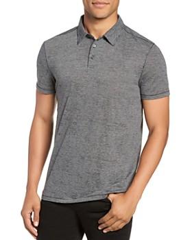 John Varvatos Star USA - Burnout Slim Fit Polo Shirt
