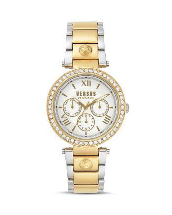 Versus Versace - Camden Market Link Bracelet Watch, 38mm