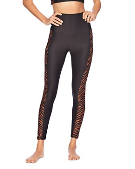Beach Riot - Tiger-Stripe Leggings