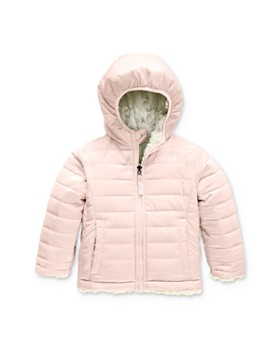 The North Face® - Girls' Reversible Puffer & Fleece Jacket - Little Kid