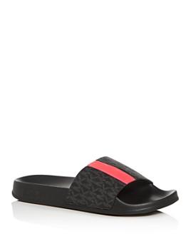 MICHAEL Michael Kors - Women's Ayla Slide Sandals