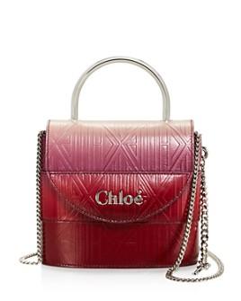 Chloé - Aby Lock Degrade Crossbody