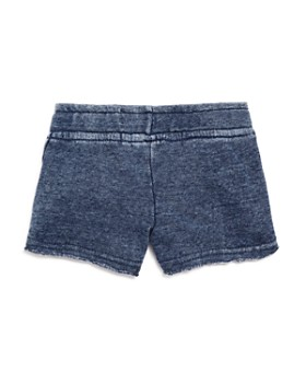 Play Six - Girls' Smiley Face Shorts - Little Kid