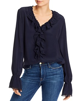 See by Chloé - Ruffled Pullover Blouse