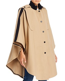 See by Chloé - Zip-Front Poncho