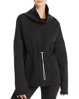 Varley - Barton Funnel-Neck Sweatshirt