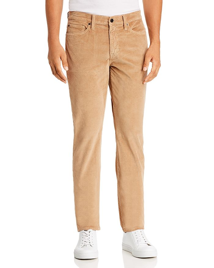 complete range of articles online here enjoy best price The Brixton Slim Straight Corduroy Pants in Tiger's Eye