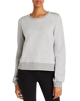 Generation Love - Dawson Studded Sweatshirt