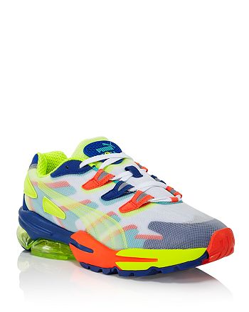 PUMA - Men's Cell Alien OG Kaleidoscope Low-Top Sneakers