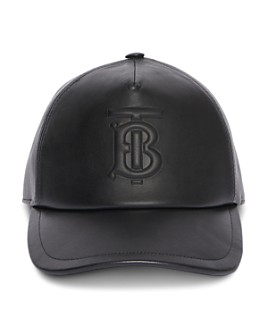 Burberry - Leather Cap