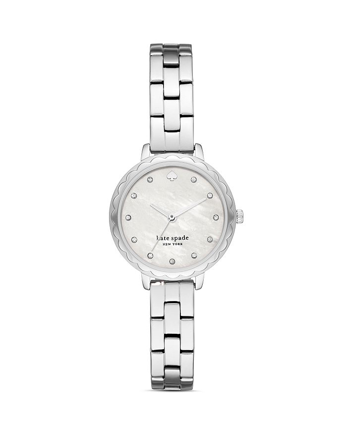 kate spade new york - Morningside Mother-of-Pearl Dial Watch, 28mm