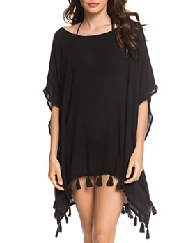 Roxy - Make Your Soul Poncho Swim Cover-Up