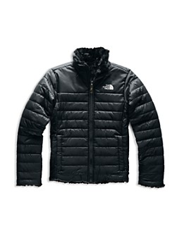 The North Face® - Girls' Reversible Puffer Jacket - Big Kid