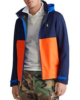 Polo Ralph Lauren - Water-Repellent Hooded Twill Jacket