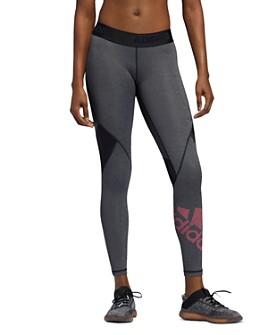 Adidas - Alphaskin Badge Of Sport Leggings