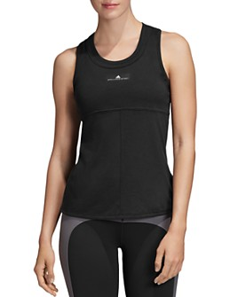 adidas by Stella McCartney - Train Cutout Tank