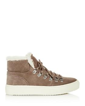 Marc Fisher LTD. - Women's Daisie Faux-Fur Sneakers