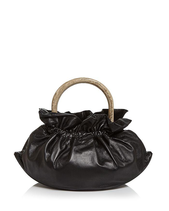 Cafuné - Lily Leather Satchel