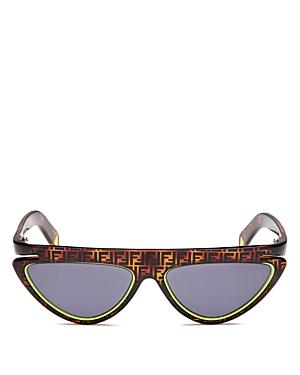 Fendi Women\\\'s Cat Eye Sunglasses, 55mm-Jewelry & Accessories