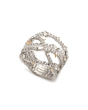 Alexis Bittar - Pavé Orbiting Ring