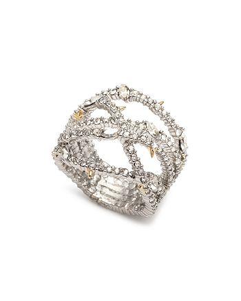 Alexis Bittar - Pavé Orbiting Ring