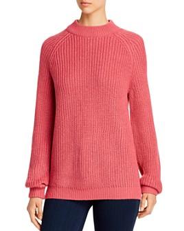 Vero Moda - Lea High-Neck Ribbed Sweater
