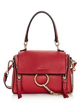 Chloé - Faye Mini Leather Satchel