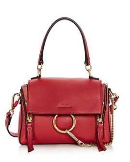 Chloé - Faye Mini Leather Satchel