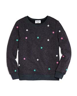 WILDFOX - Girls' Star Print Sweatshirt - Big Kid