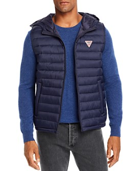 GUESS - Slim Fit Puffer Vest