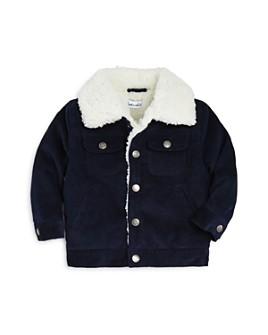 Splendid - Boys' Sherpa-Lined Corduroy Jacket - Baby
