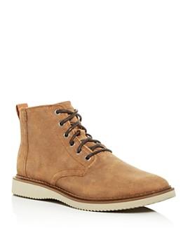 TOMS - Men's Porter Suede Boots