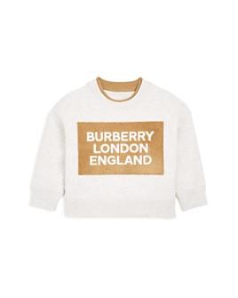 Burberry - Girls' Fabbio Logo Sweatshirt - Little Kid, Big Kid
