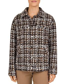 Gerard Darel - Veria Oversized Tweed Jacket
