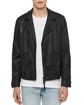ALLSAINTS - ALLSAINTS X Willock Leather Biker Jacket - 100% Exclusive