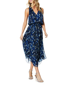 Ramy Brook - Moe Printed Silk Dress