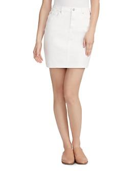 Ella Moss - Denim Mini Skirt