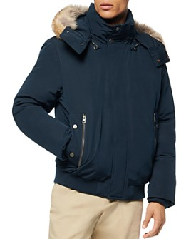 Andrew Marc - Adelphi Fur-Trim-Hood Down Jacket