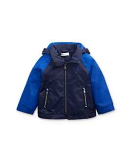 Ralph Lauren - Boys' Color-Block Hooded Jacket - Baby