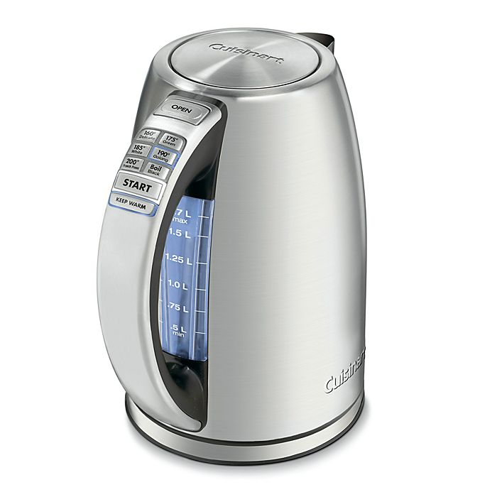 "Cuisinart - ""PerfecTemp"" Cordless Electric Kettle"