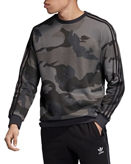 adidas Originals - Camo Crewneck Sweatshirt