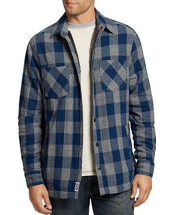 Flag & Anthem - Farson Buffalo Check Regular Fit Shirt Jacket