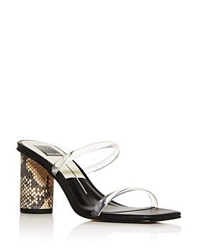 Dolce Vita - Women's Noles Column-Heel Slide Sandals