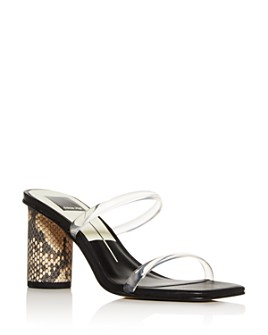 Dolce Vita - Women's Noles Column-Heel Slide Sandals
