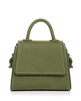 VASIC - Bee Mini Faux Suede Shoulder Bag