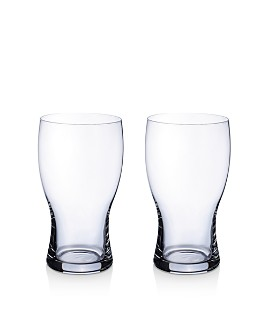 Villeroy & Boch - Purismo Pint Glass, Set of 2