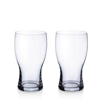 Villeroy & Boch - Purismo Pint Glass, Set of 2